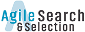 Agile Search and Selection Logo